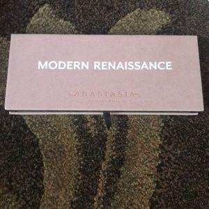 Modern renaissance Anastasia palette!! :)